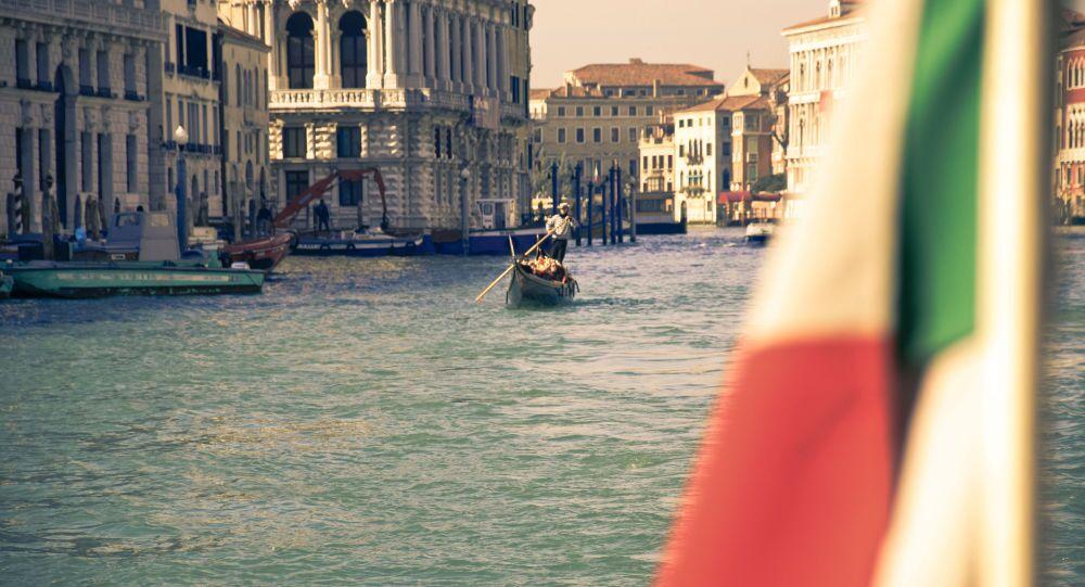 Venezia, gondoliere