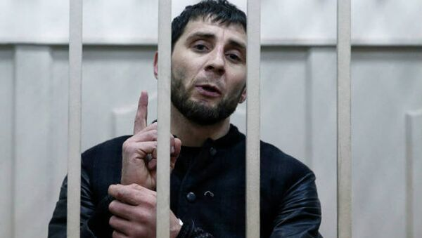 Zaur Dadayev, omicidio Boris Nemtsov - Sputnik Italia