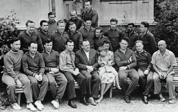 Prima squadra cosmonauta sovietica - Sputnik Italia