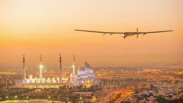 Solar Impulse 2 - Sputnik Italia