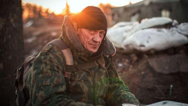 Ополченец Донецкой народной республики - Sputnik Italia