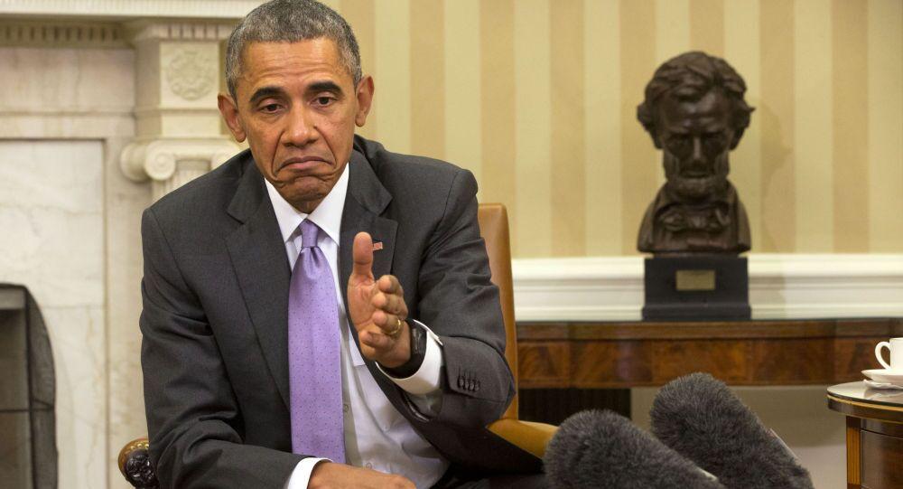 Presidente USA Barack Obama