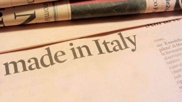 Made in Italy - Sputnik Italia