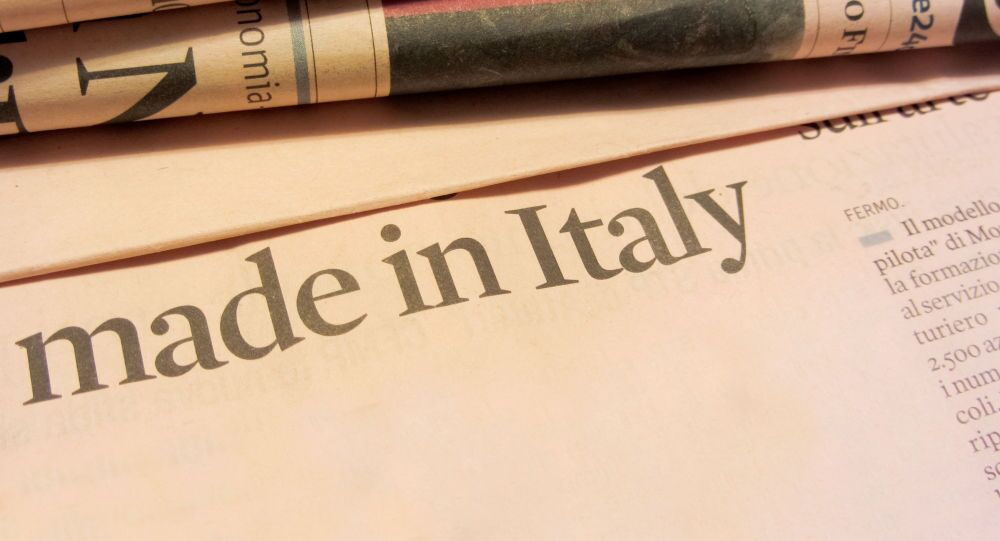 Made in Italy giornali