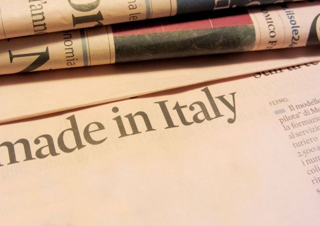 Made in Italy giornali
