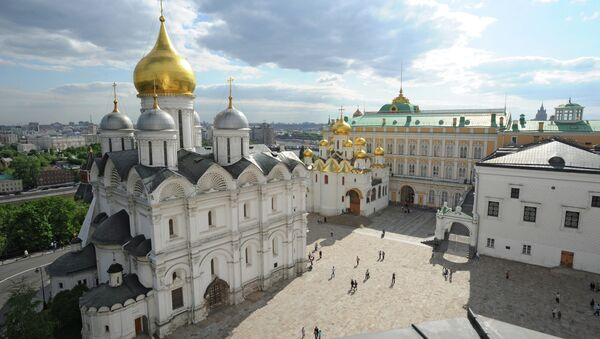 Il Cremlino di Mosca, tesoro senza età della Russia - Sputnik Italia