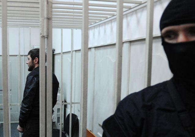 Il presunto esecutore dell`uccisione di Nemtzov