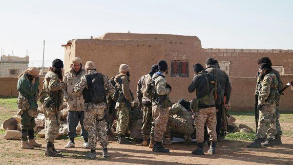 Militanti dell'ISIS - Sputnik Italia