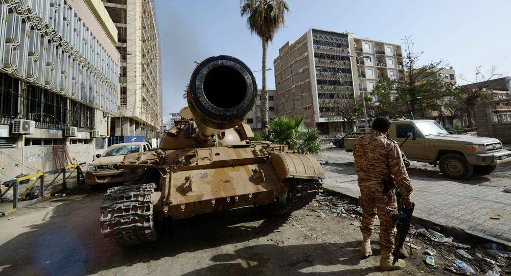 """""""C'è una possibilità di formare un governo di unità nazionale """".dichiara Bernardino Leon, inviato ONU in Libia"""