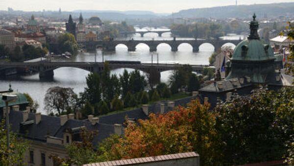 Вид на Прагу - Sputnik Italia