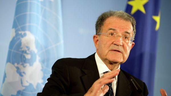 Romano Prodi - Sputnik Italia