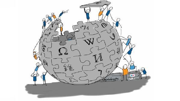 Wikipedia - Sputnik Italia