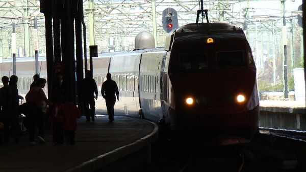 Il treno da Amsterdam a Parigi - Sputnik Italia