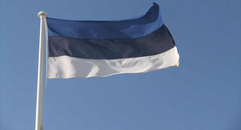 La bandiera estone