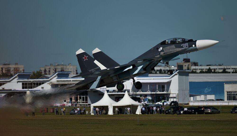 I migliori aerei nuovi dell'Aviazione russa al salone MAKS-2015