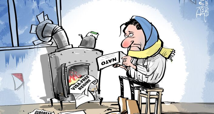 Ucraina chiede a Gazprom un anticipo