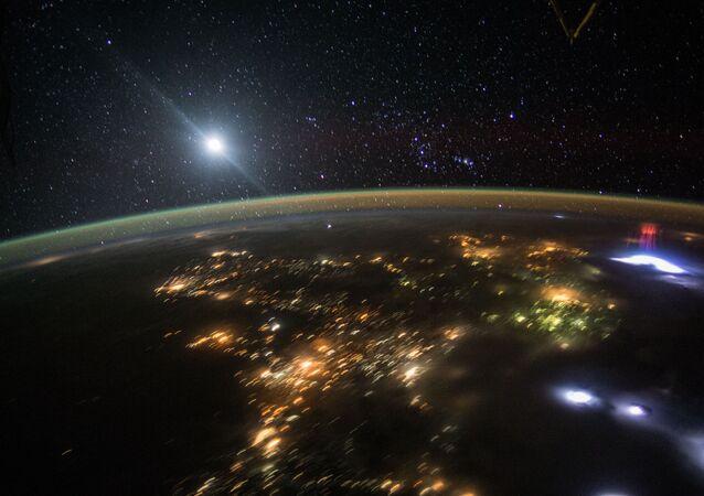 La scienza, soprattutto cosmonautica, ha estremo bisogno della cooperazione internazionale