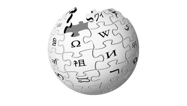 Логотип Wikipedia - Sputnik Italia