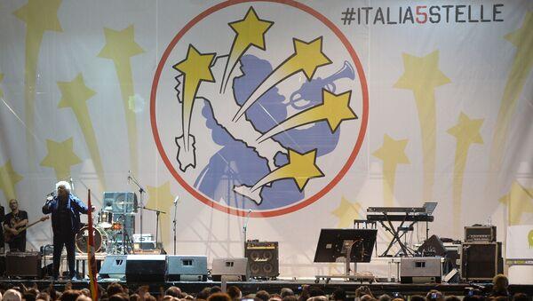 Il leader del Movemento 5 stelle Beppe Grillo - Sputnik Italia