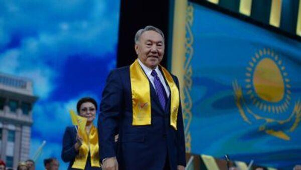 Il Presidente del Kazakhstan, Nursultan Nazarbayev - Sputnik Italia