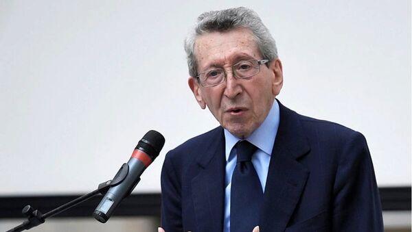 Sergio Romano, ex Ambasciatore d'Italia a Mosca, editorialista del Corriere della Sera - Sputnik Italia