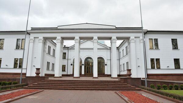 Minsk, sede degli incontri del gruppo di contatto sull'Ucraina - Sputnik Italia