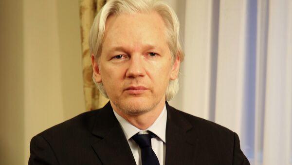 Fondatore di WikiLeaks Julian Assange - Sputnik Italia