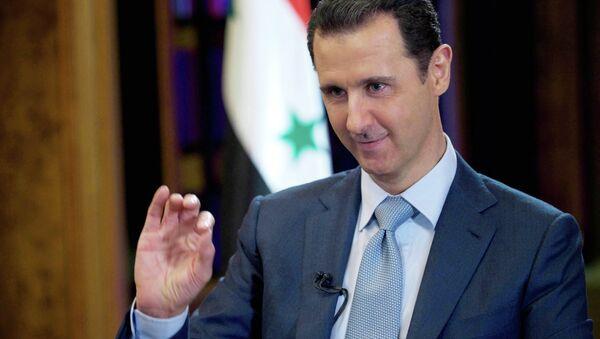 Il presidente siriano Bashar Assad - Sputnik Italia