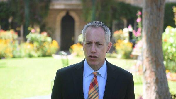 Michael Ratney, inviato speciale USA per la Siria Michael Ratney - Sputnik Italia
