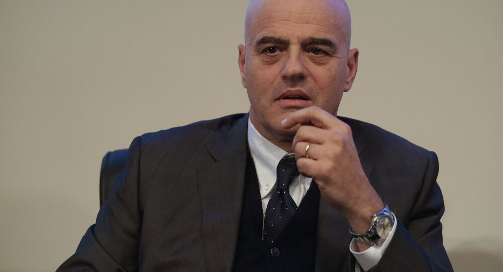 L'ad dell'ENI Claudio Descalzi