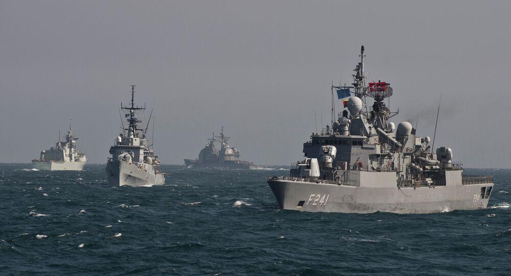 Navi NATO nel Mar Nero
