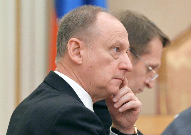 Nikolai Patrushev, Segretario del Consiglio di sicurezza russo