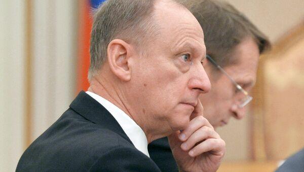 Nikolai Patrushev, Segretario del Consiglio di sicurezza russo - Sputnik Italia