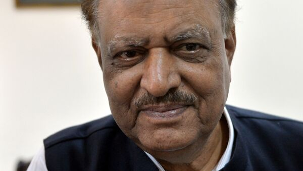 Mamnoon Hussain, presidente de Pakistán - Sputnik Italia