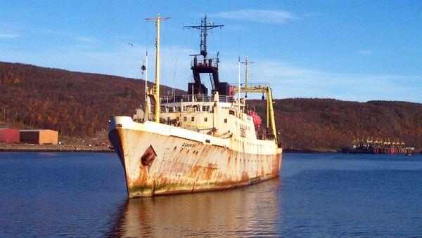 A trawler in the Kola Gulf - Sputnik Italia