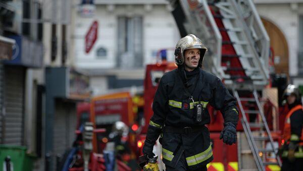 Incendio a Parigi - Sputnik Italia