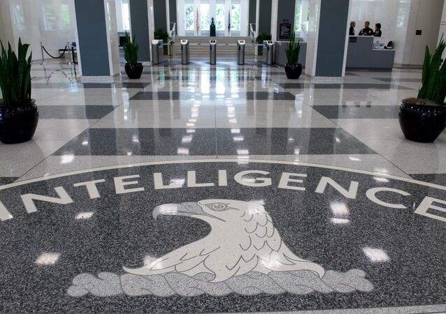 Sede della CIA a Langley, Virginia