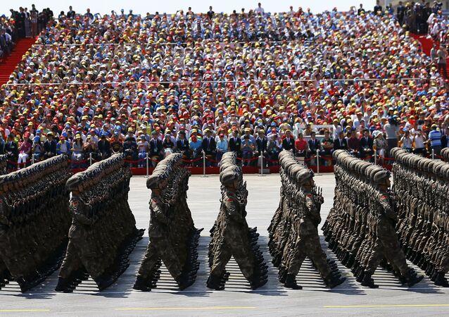 Parata militare della Vittoria a Pechino
