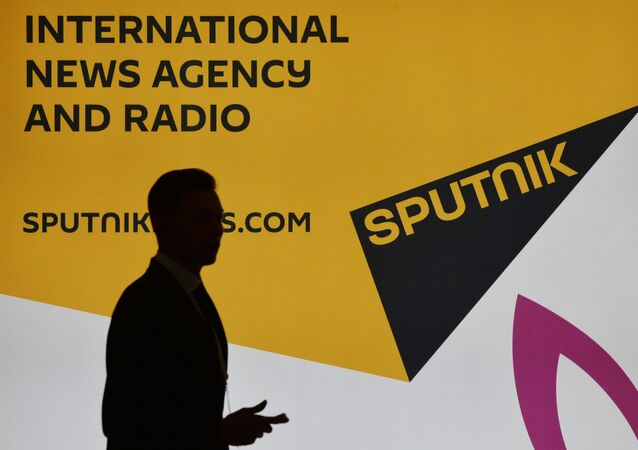 Sputnik al Eastern Economic Forum a Vladivostok