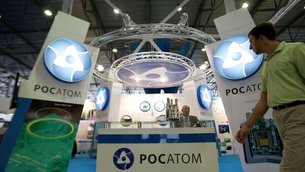 Innoprom-2010 Urals International Exhibition underway in Yekaterinburg - Sputnik Italia