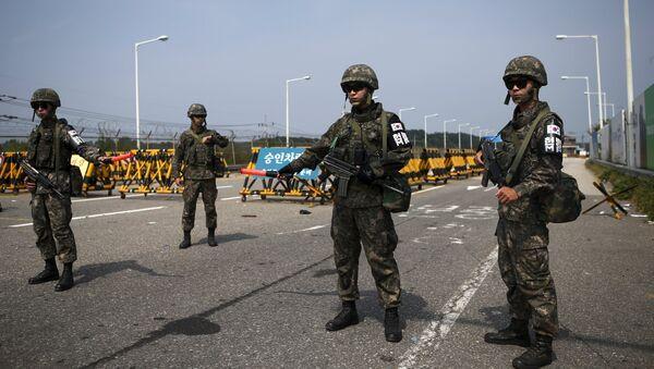 I soldati della Corea del Sud - Sputnik Italia