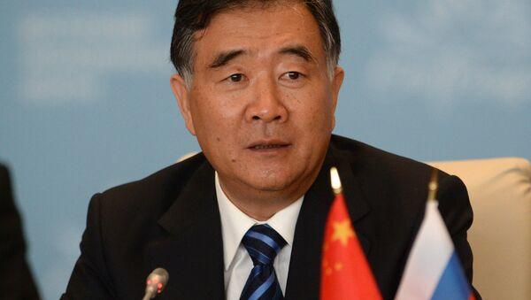 Wang Yang, il vicepremier del Consiglio di Stato della Repubblica popolare Cinese - Sputnik Italia
