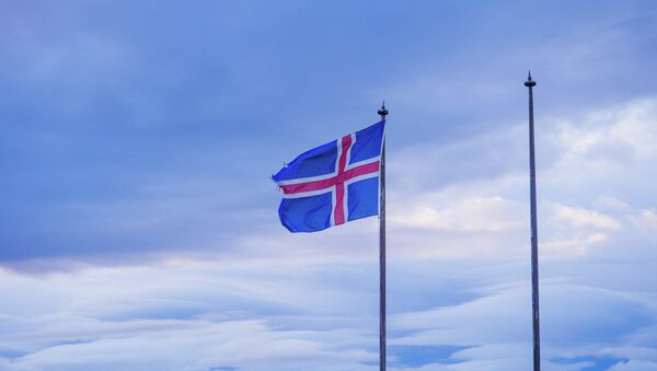 Bandiera dell'Islanda - Sputnik Italia