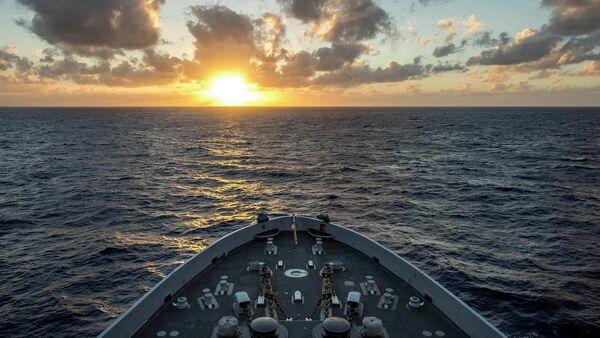 Oceano Pacifico - Sputnik Italia