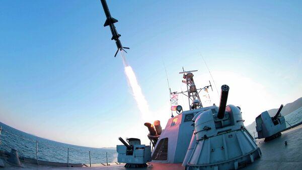 Il missile nordcoreano - Sputnik Italia