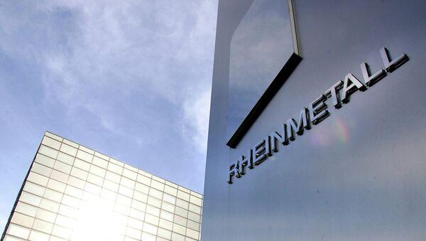Rheinmetall, sede a Duesseldorf - Sputnik Italia