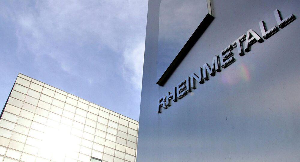 Rheinmetall, sede a Duesseldorf
