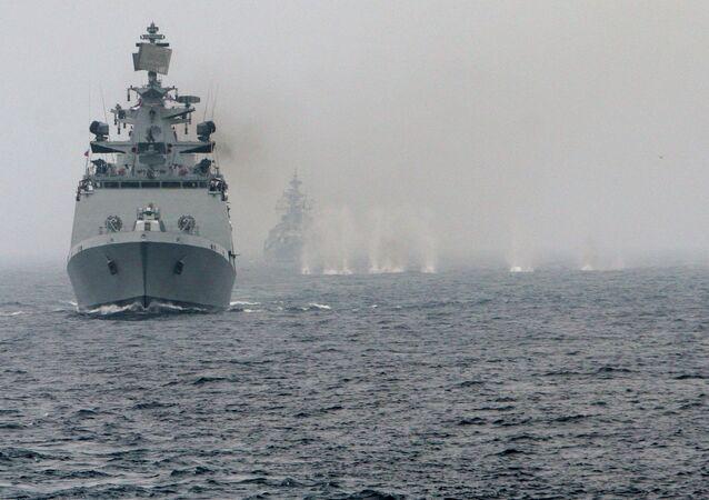 Esercitazioni navali