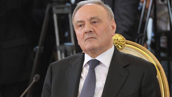 Presidente della Moldavia Nicolae Timofti - Sputnik Italia