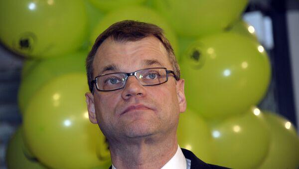 Juha Sipilä, premier della Finlandia - Sputnik Italia